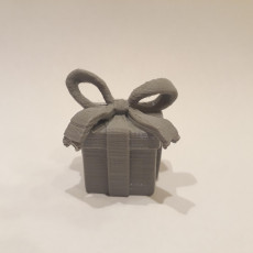 Picture of print of Tiny gift