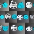Pack cookies cutter Emoji image