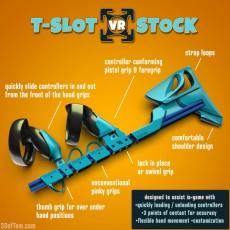 T-Slot VR Stock