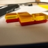 Blokus replacement piece (Yellow piece is the original) image