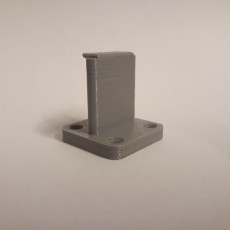 Picture of print of HeadPhone Holder / Wall mount