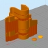 Reset and Interrupt switch for Macintosh Quadra 700 image