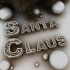 Santa Claus, steampunk Letter. image
