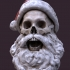 Skull Santa image