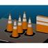 1:10 Scale Traffic Cone image