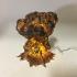 Rogue One Mining Tug Explosion image