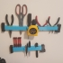Wall Mounted Modular Tool Holder image