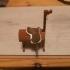 Saddleholder for Schleich toy horses image