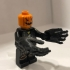 Realistic LEGO hands image