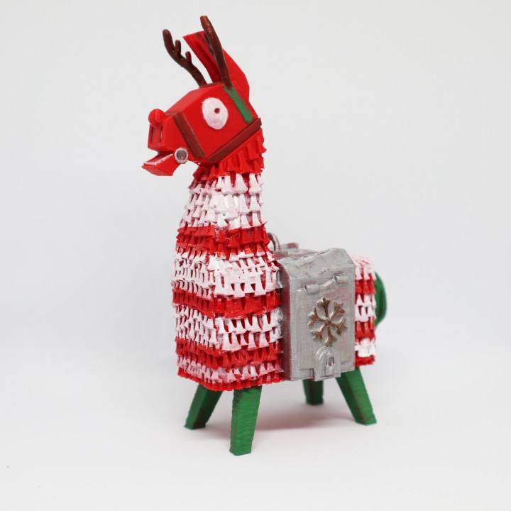 Holiday  Llama - Fortnite