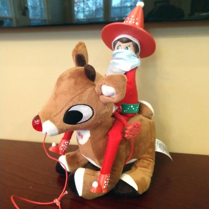Elf on the Shelf Cowboy Accessory Pack