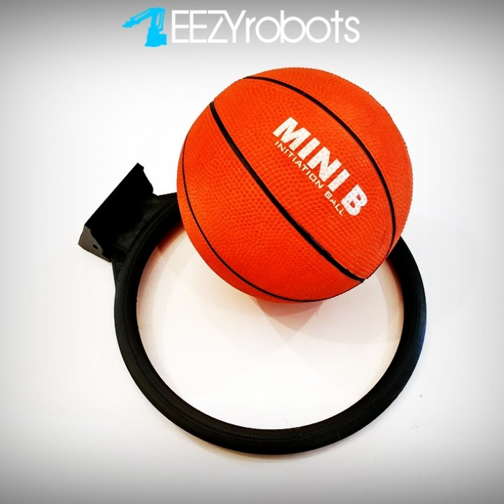 MINI BBALL HOOP printable parts