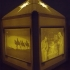 Nativity Lantern image