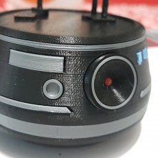 Picture of print of BB-9 Google Home Costume or BB9 Model