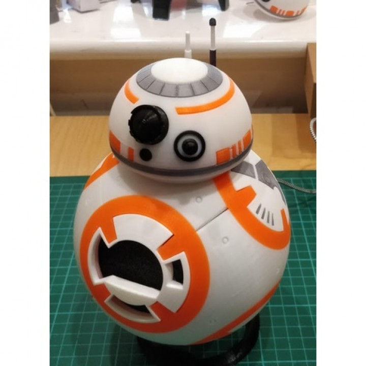 BB-8 Google Home Costume or BB8 Model