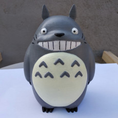 Picture of print of My Neighbour Totoro