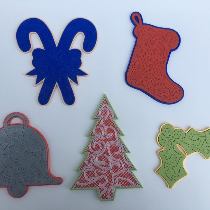 Christmas Puzzle Pack + Bonus!