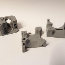 Picture of print of Modular MK3 R3 Extruder