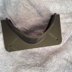 Blink outdoor security camera shroud cover