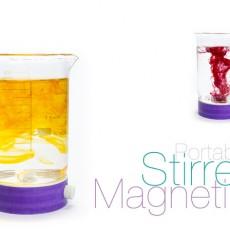 Portable Magnetic Stirrer