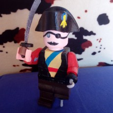 HAT PIRATE LEGO GIANT