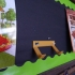 Cork-board Book display image