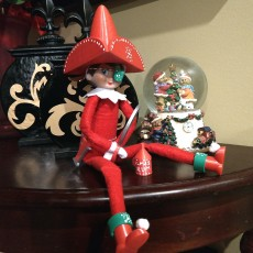 Elf on the Shelf Pirate Accessory Pack
