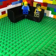 Lego Corner Couch