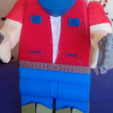 BELT COWBOY LEGO GIANT (VILLAGE PEOPLE