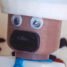 HEAD SAILOR LEGO GIANT (VILLAGE PEOPLE)