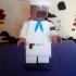 HEAD SAILOR LEGO GIANT (VILLAGE PEOPLE) image