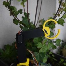 Simple Robotic Remote Control Arm
