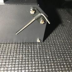 Hex key holder-Monoprice mini select (V2)