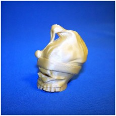 Picture of print of Santa skull This print has been uploaded by MingShiuan Tsai