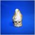 Santa skull print image