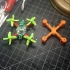 Eachine e010 mini quadcopter agile frame image