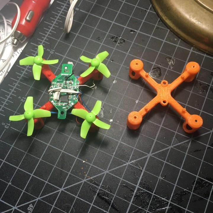 Eachine e010 mini quadcopter agile frame