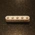 5x1 Lego Technic Liftarm - Part #32316 image