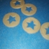 "caddie coin ""star"" 1€ sized image"