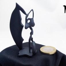 Fox Abstract Sculpture