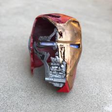 Picture of print of Avengers: Endgame helmet