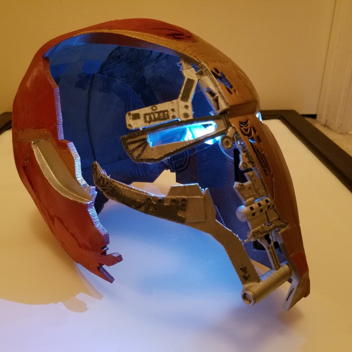Avengers: Endgame helmet
