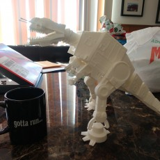 Picture of print of AT-REX - Jurassic Wars This print has been uploaded by Steve Nottingham