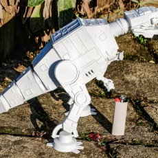 Picture of print of AT-REX - Jurassic Wars This print has been uploaded by Maxime MOISAN