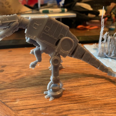 Picture of print of AT-REX - Jurassic Wars