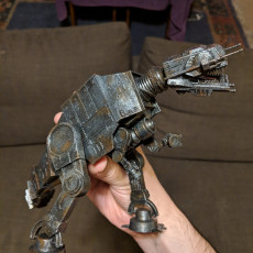 Picture of print of AT-REX - Jurassic Wars This print has been uploaded by sam