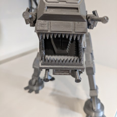 Picture of print of AT-REX - Jurassic Wars This print has been uploaded by kris