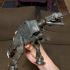 AT-REX - Jurassic Wars print image