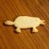 Platypus / Schnabeltier Cookie Cutter image