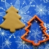 Cookie Cutter Christmas tree image